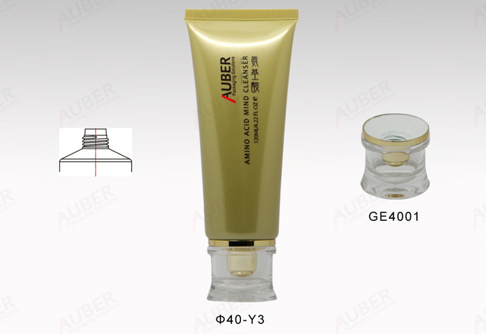 D40mm Round Tubes for Cosmetics
