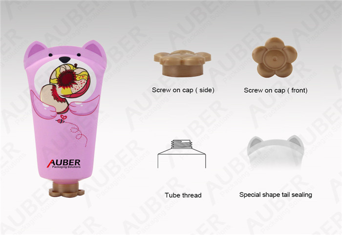 Hand Cream Cosmetic Tubes