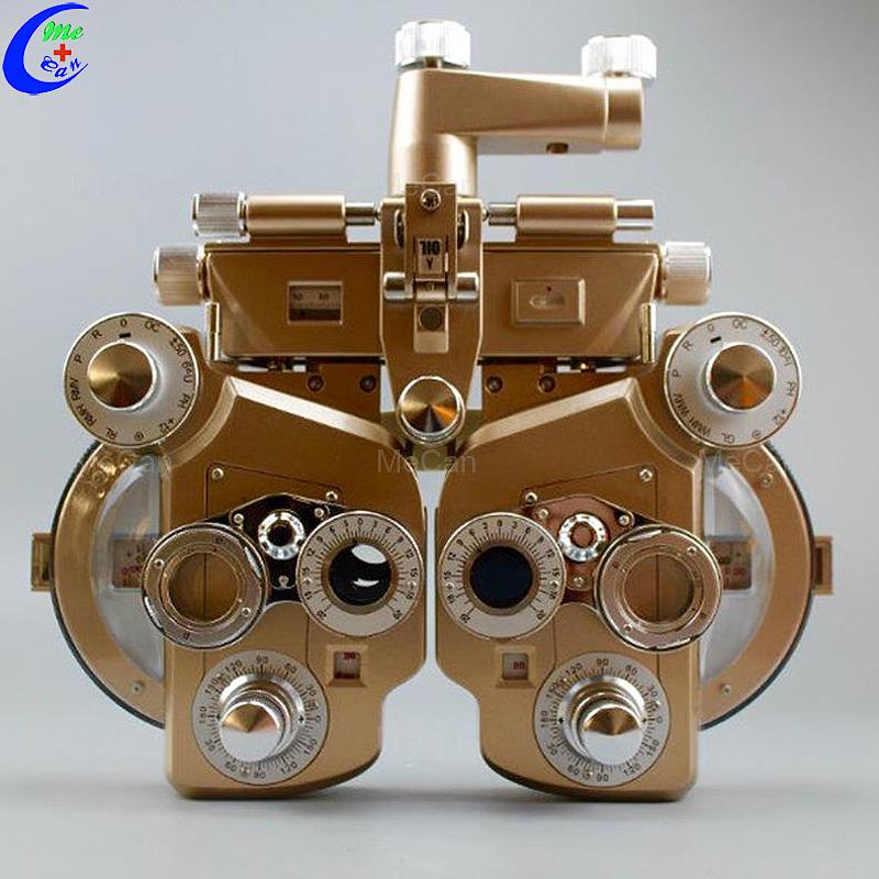 Optometrie-toerusting Visietoetser Handleiding Phoropter