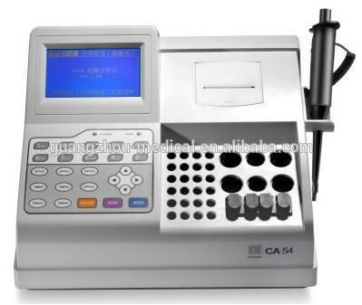 4 Channels Electro Blood Coagulation Analyzer Machine meter with Reagent instrument.jpg