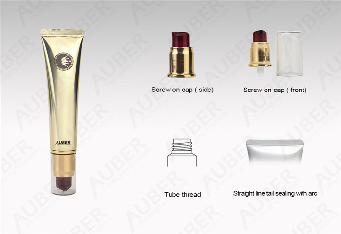 Airless Metal Squeeze Tubes