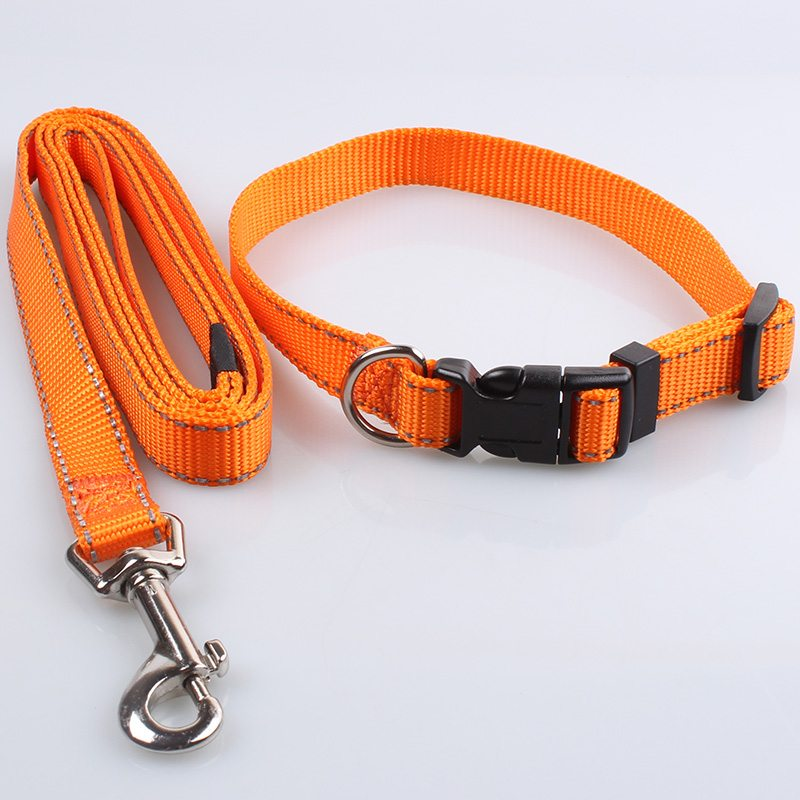 Reflective dog collar & leash supplier, manufacturer and factory-QQPETS