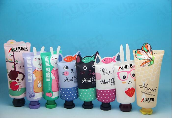 Lovely Animal Tubes with Special Caps