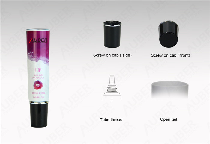 Lip Care ABL Tubes in dia.19mm with Nozzle Plug