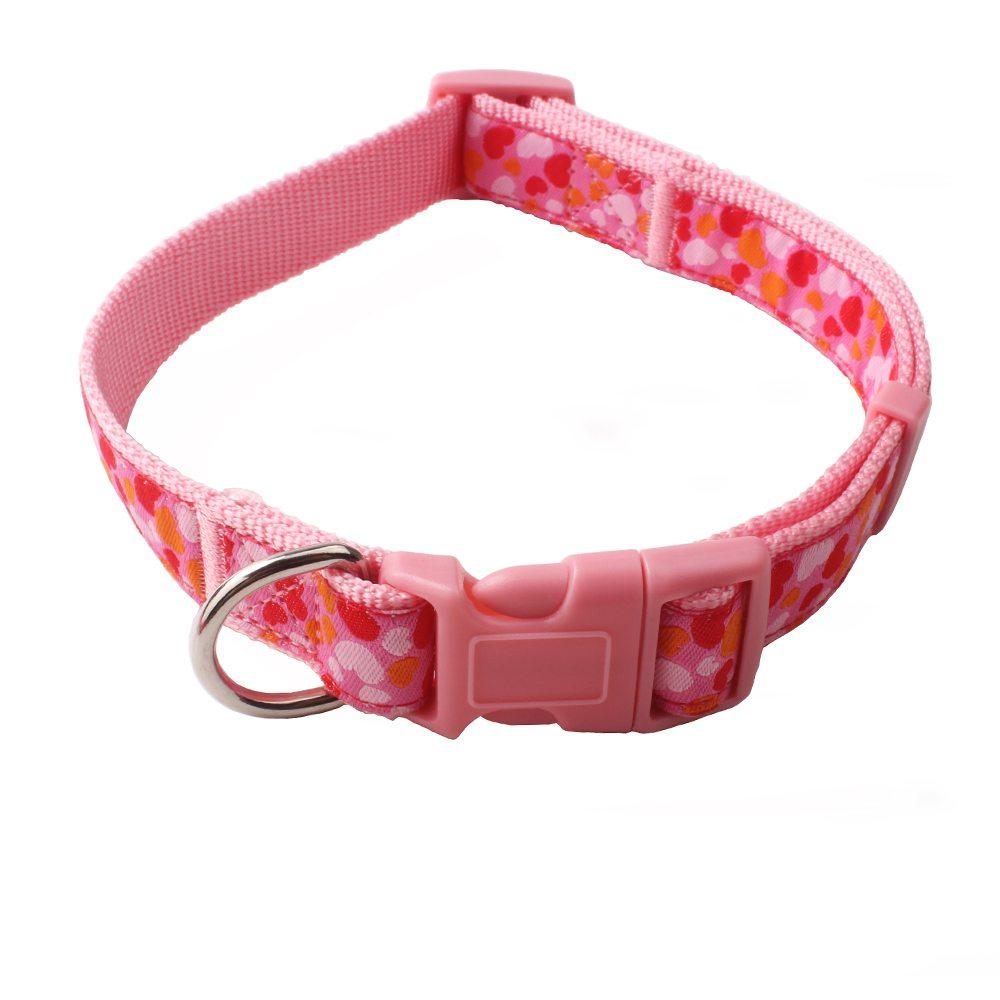 نايلون طوق سلامة الكلب: أعلى درجة الصانع طوق الكلب مخصص QQpets