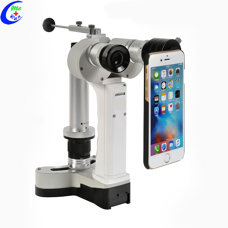 Portable Pocket Optical Hand-held Slit Lamp Biomicroscope for Anterior Eye Exam Overview