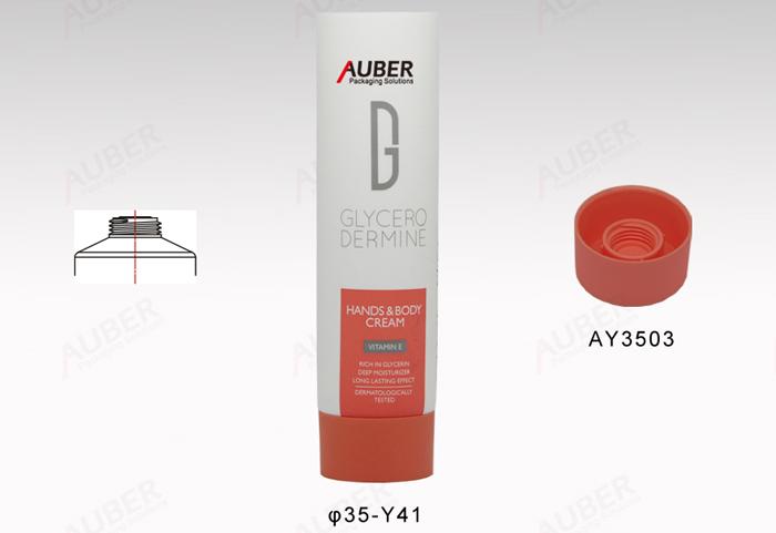 Soft Plastic Cosmetics Packaging 30ml