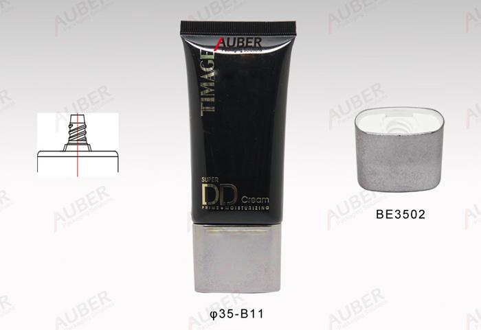 Black Oval tube Special Designed For BB Cream