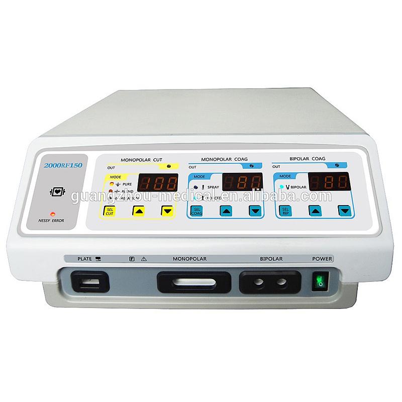 MCS-2000RF 150 W Радыёчастотны хірургічны блок