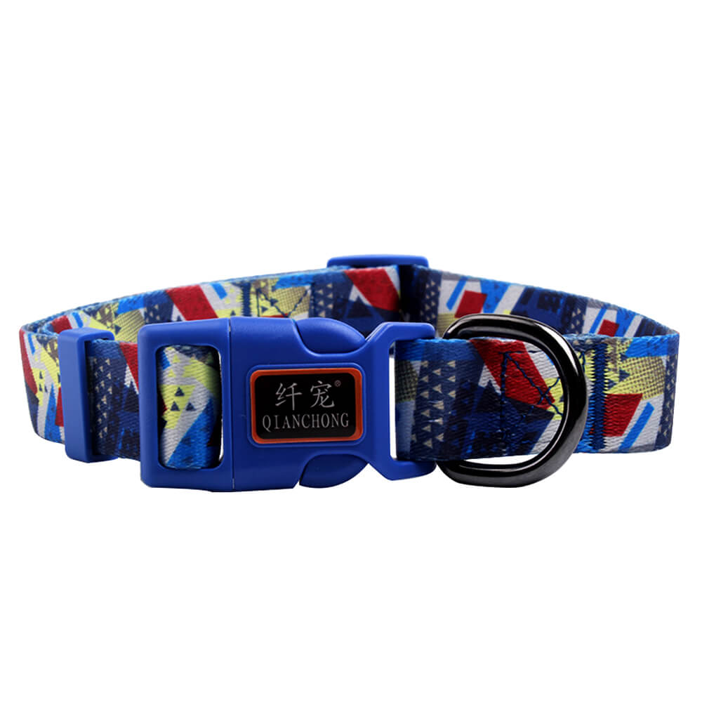 Pet training collars: Wholesale dog collars with custom logo for dogs-QQPETS