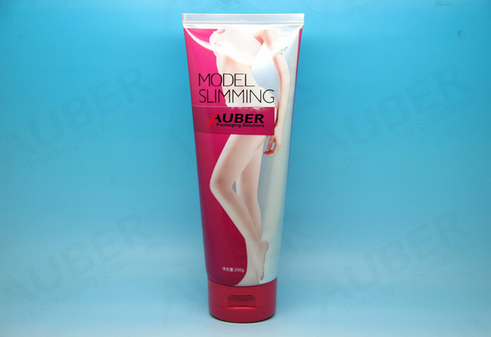 D50mm Contrast Color Round Tube for Body Slimming Cream