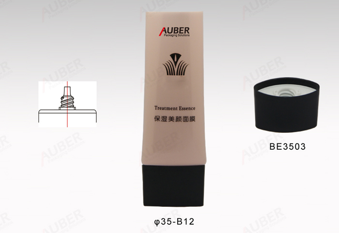 Dia.35mm Packaging Tube Oval