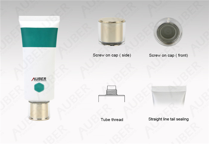 Hair Mask Cosmetic Tube Supplier