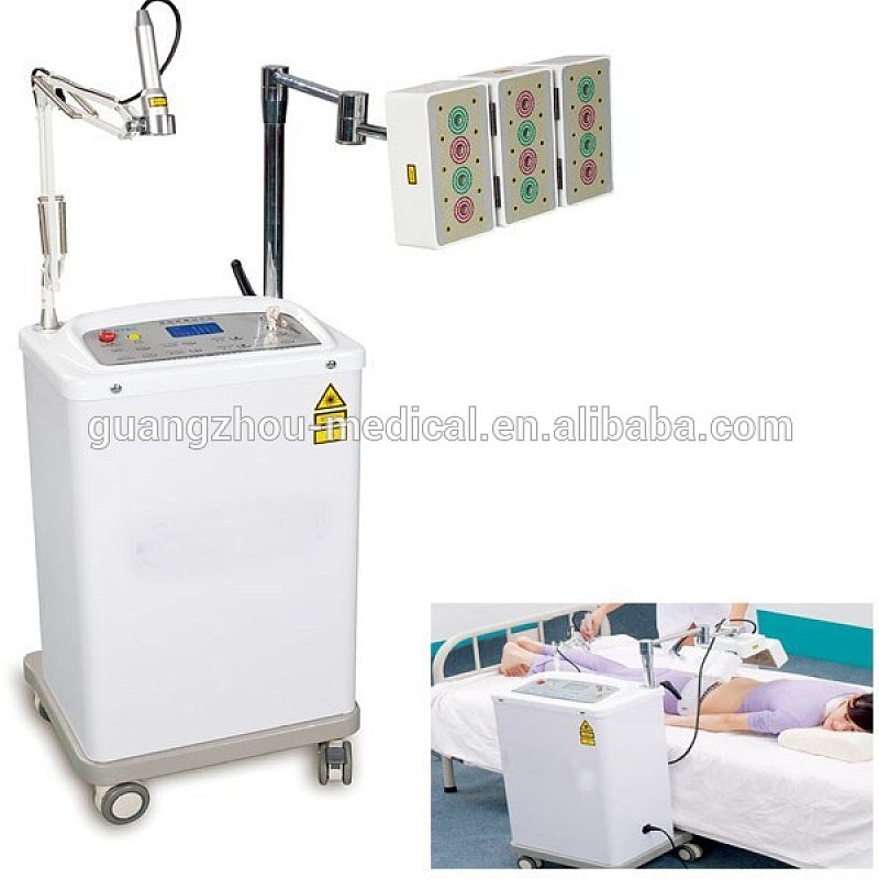 MCT-XYG-500 IVB Інтэлектуальны тэрапеўтычны апарат для болю