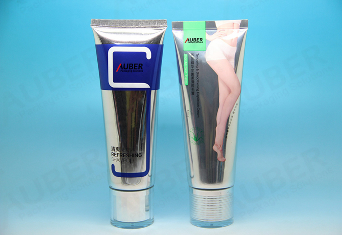 D35mm Silver Polyfoil Tube