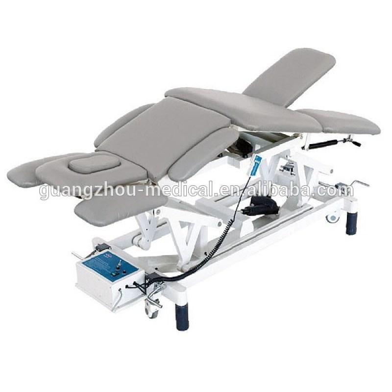 MCT-XY-K-SF-9 Multi-posturale elektriese ondersoek- en behandelingsfisiobank