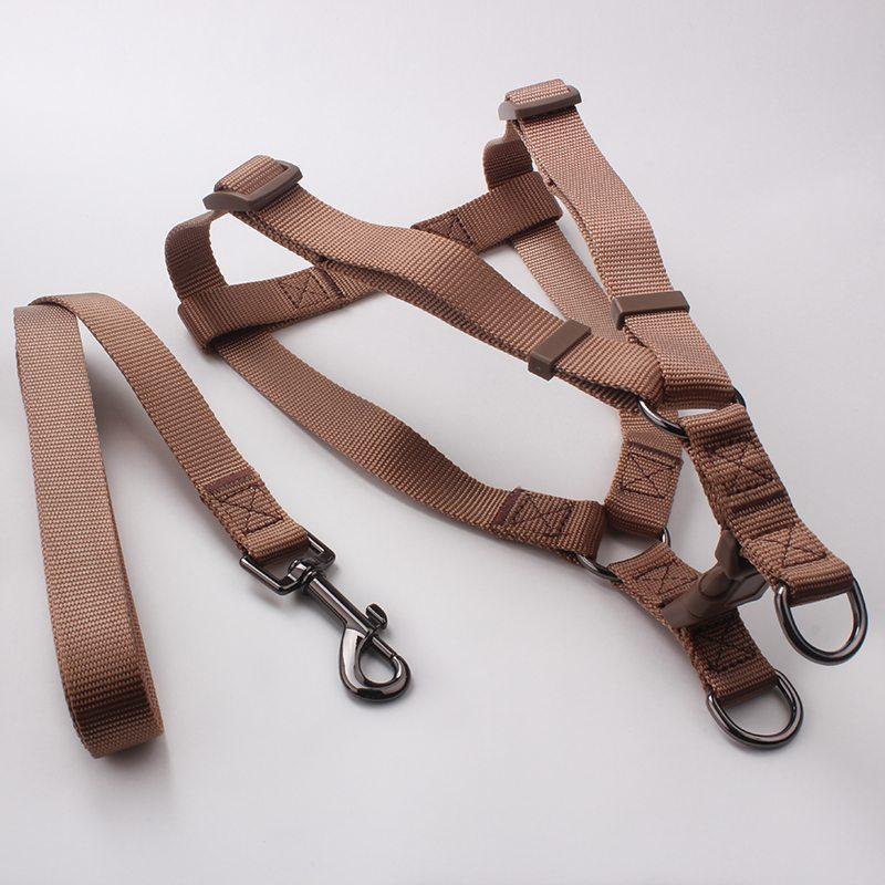 Nylon Dog Leash&Harness Factory: Wholesale Dog Leash&Harnesses Suppliers-QQpets