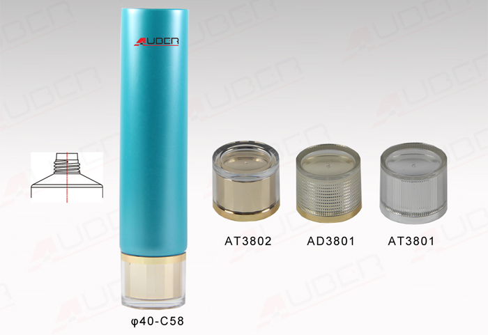 This is a D40mm Packaging Plastic Tube.