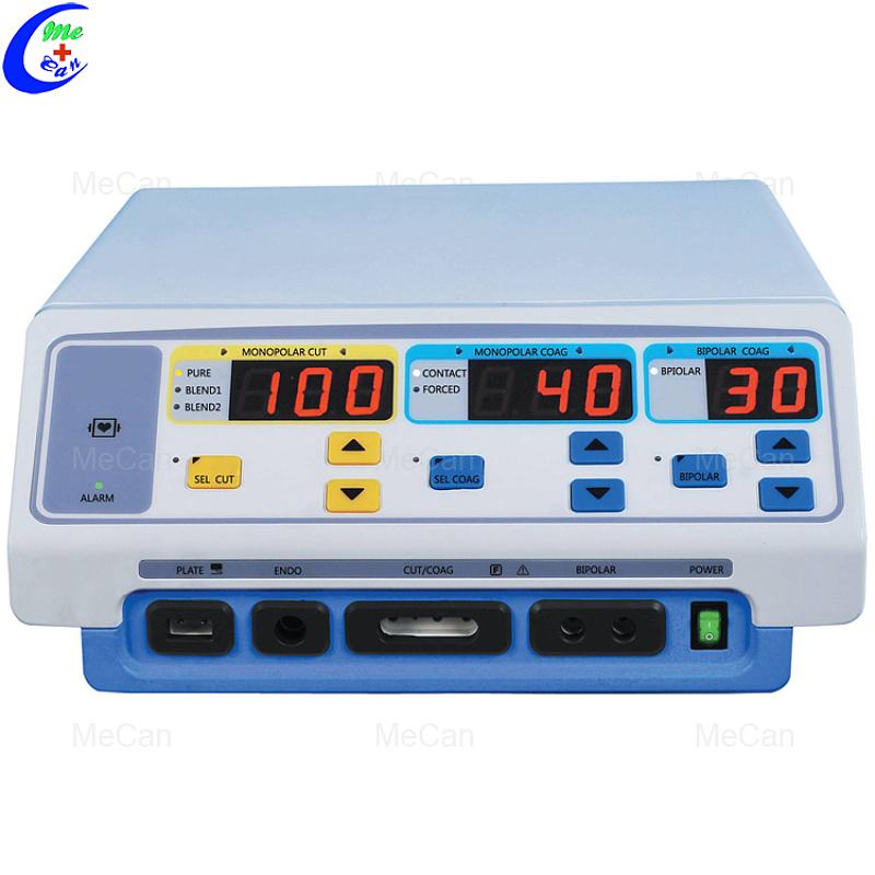 Cautery Machine Draagbare chirurgiese hoëfrekwensie elektrokauterie