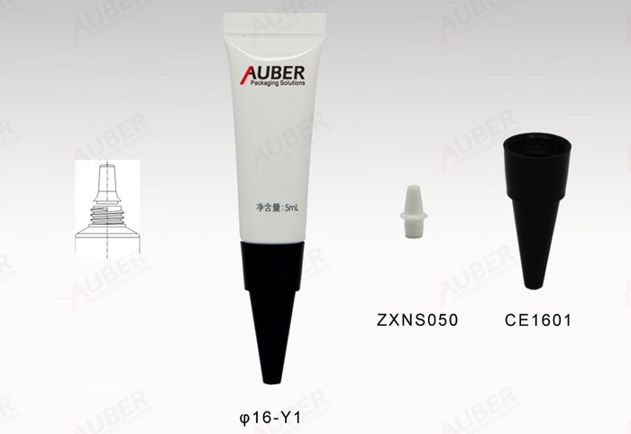 D16mm Round Tip Tube with Nozzle head