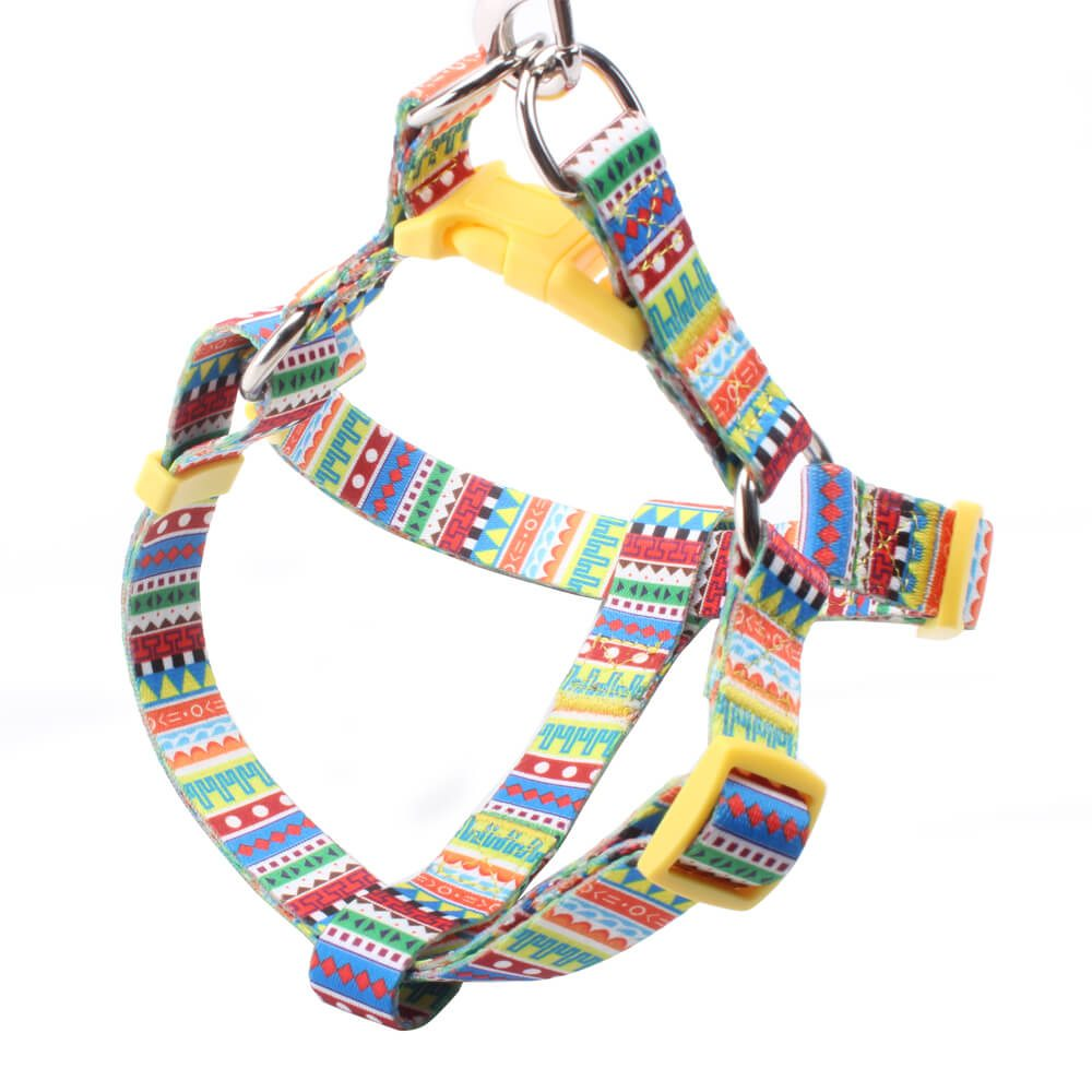Dog Training Harnesses: Wholesale Polyester Dog Training Harnesses-QQpets