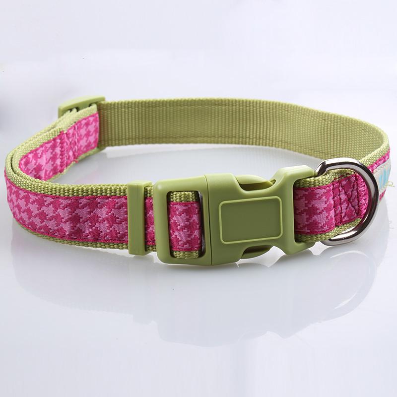 Dog Collars Supplies: Hot Sale Nylon Dog Collars Wholesale-QQpets dog collar factory
