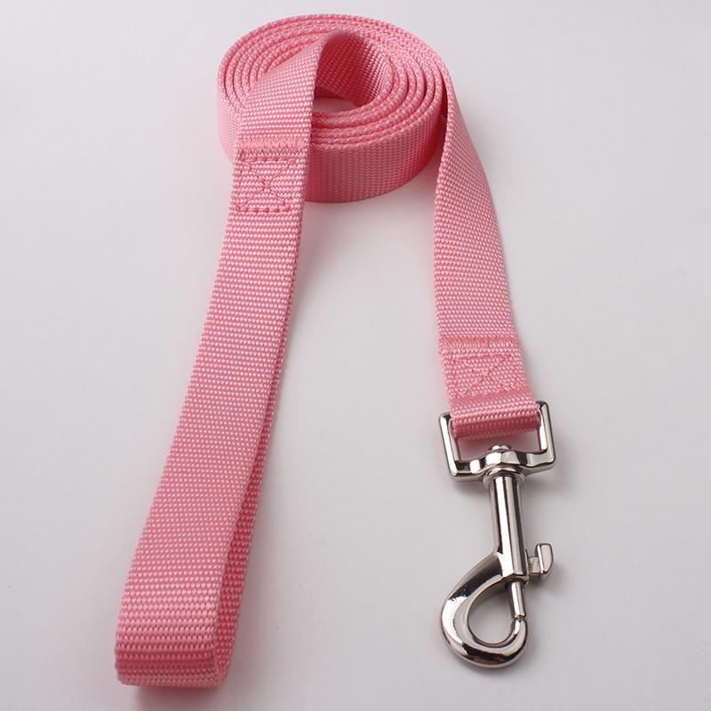 Guinzaglio per cani rosa: guinzaglio per cani rosa economico di vendita calda Produttore-QQpets