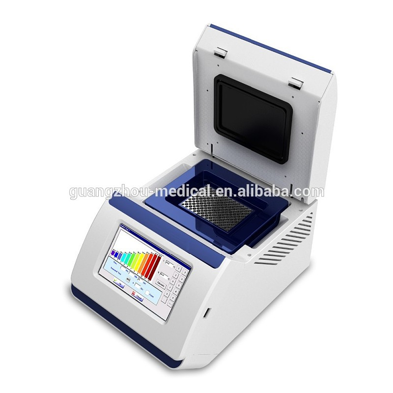 MC-PCR-A100 DNA Real Time PCR Machine \ Thermal Cycler