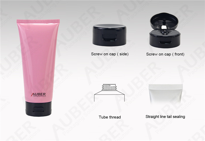 Pink Cosmetic Packaging