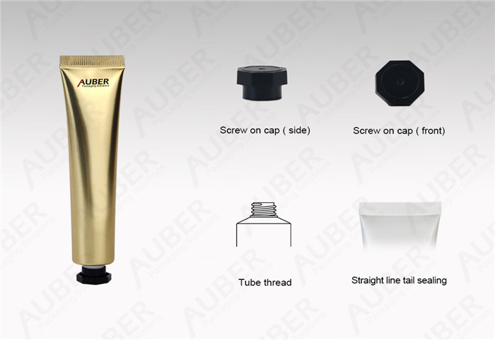 High Glossy Laminated Cosmetic Tubes