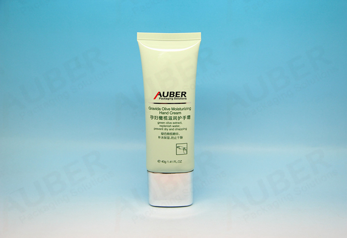 Eco Friendly Oval Tube for Cosmetics