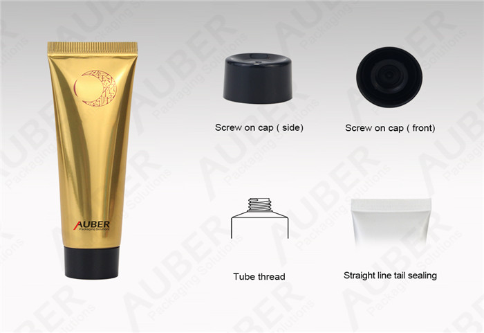 High Glossy Pigment Packaging Tubes