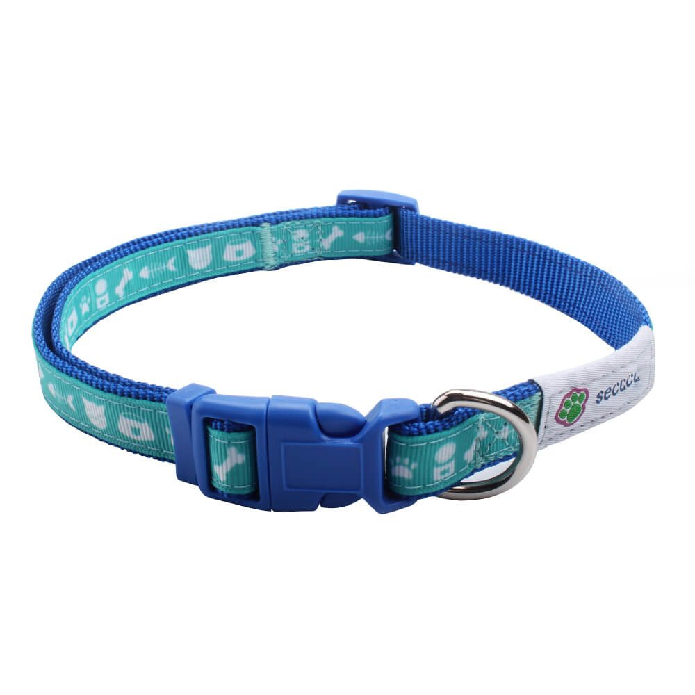 Nylon Collar: Best Sale Printed Dog Collars Manufacturer For Dogs-qqpets