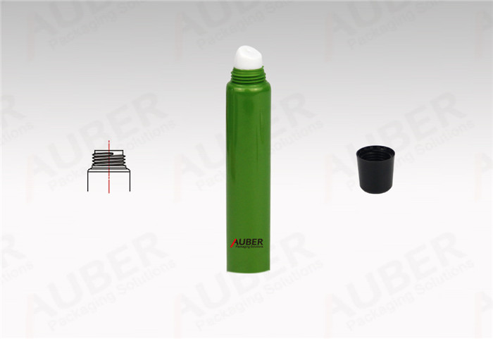 D19mm Blank Lip Gloss Tubes Manufacturer with Screw On Caps