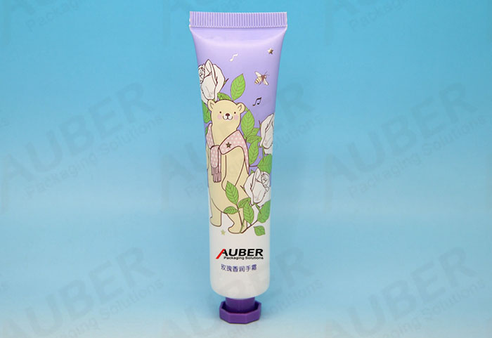 D30mm Colored Squeezable Cosmetic Tube