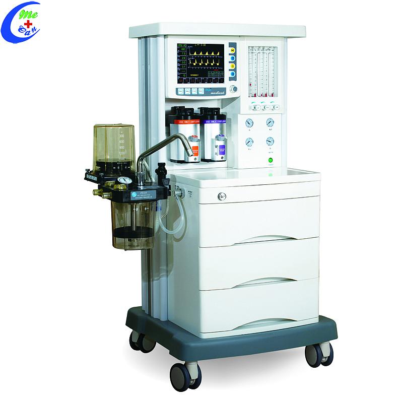 آلة التخدير الجراحية بالمستشفى الطبي