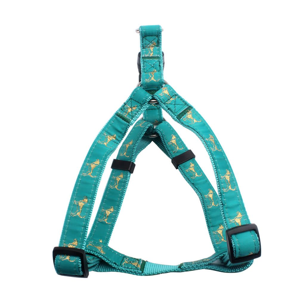 dog harness jacquard
