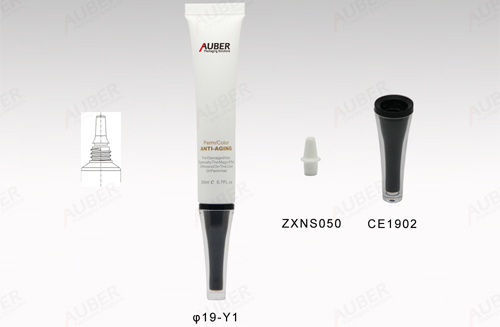 Dia.19mm nozzle squeeze tube for 5ml ~25ml