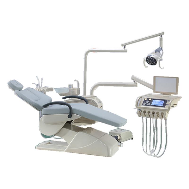 Mediese nuwe tandheelkundige stoel met baie nuwe funksies