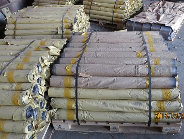 metal lead sheet