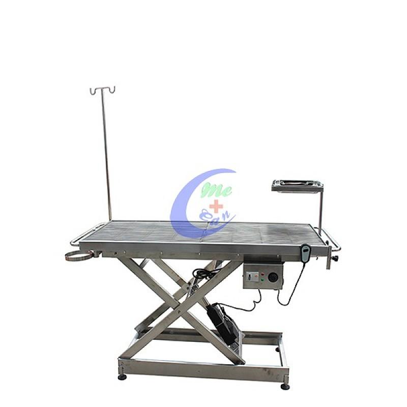 Troeteldier-operasietafel, veeartsenykundige chirurgiese tafel