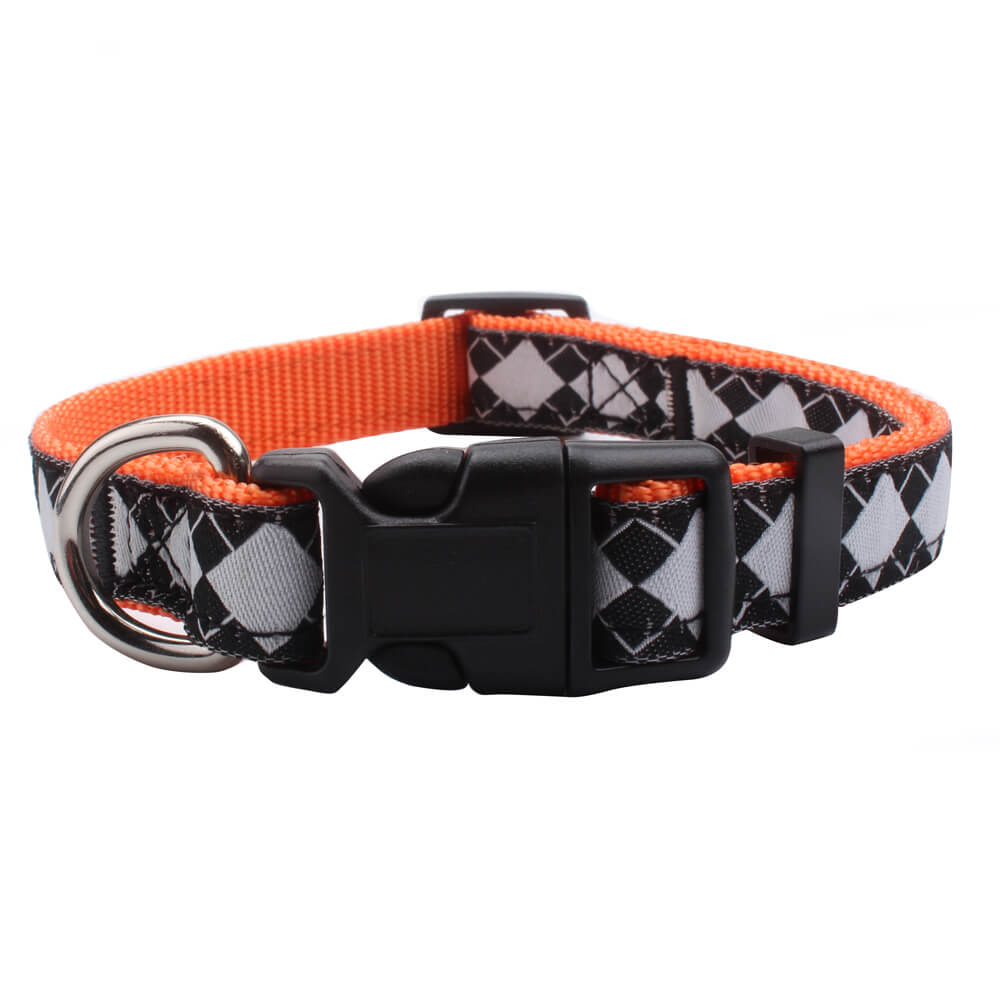 Best Puppy Collar: Nylon Sewing Puppy Collar Wholesale-QQpets