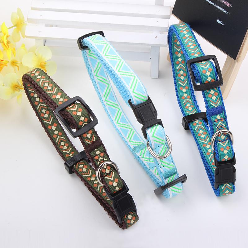 wholesale nylon dog training collars