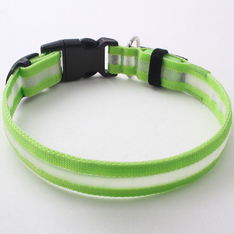 wholesale led dog collar