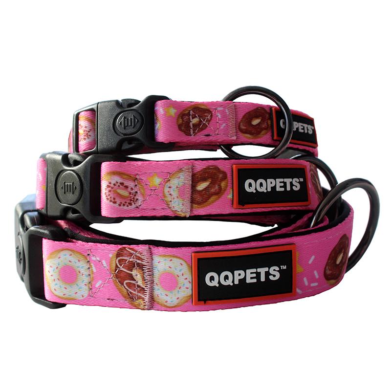 double layers dog collar : durable and comfortable dog collar