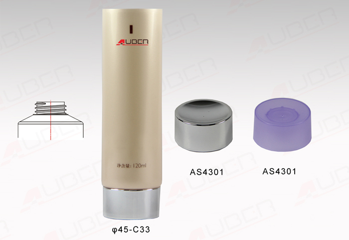 This is a D45mm Lotion Tube Packaging.