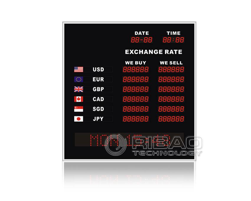 سعر صرف العملة مجلس ERB-2806B + MS
