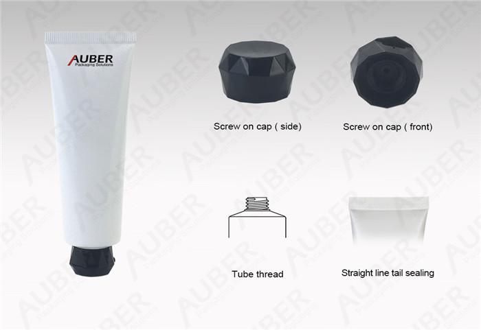 Reverse UV Metal Laminated Tubes