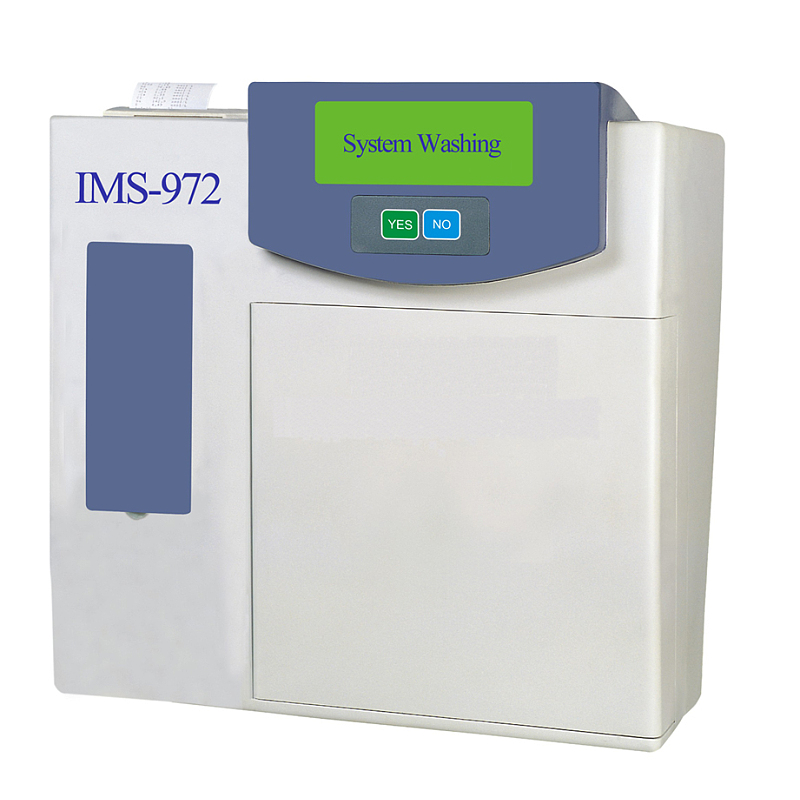 Bloedgas Serum-elektrolietanalysator vir elektrolietmeting