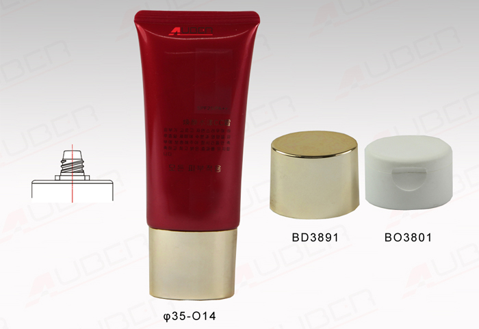 This is a D35mm Plastic Packaging Tube.